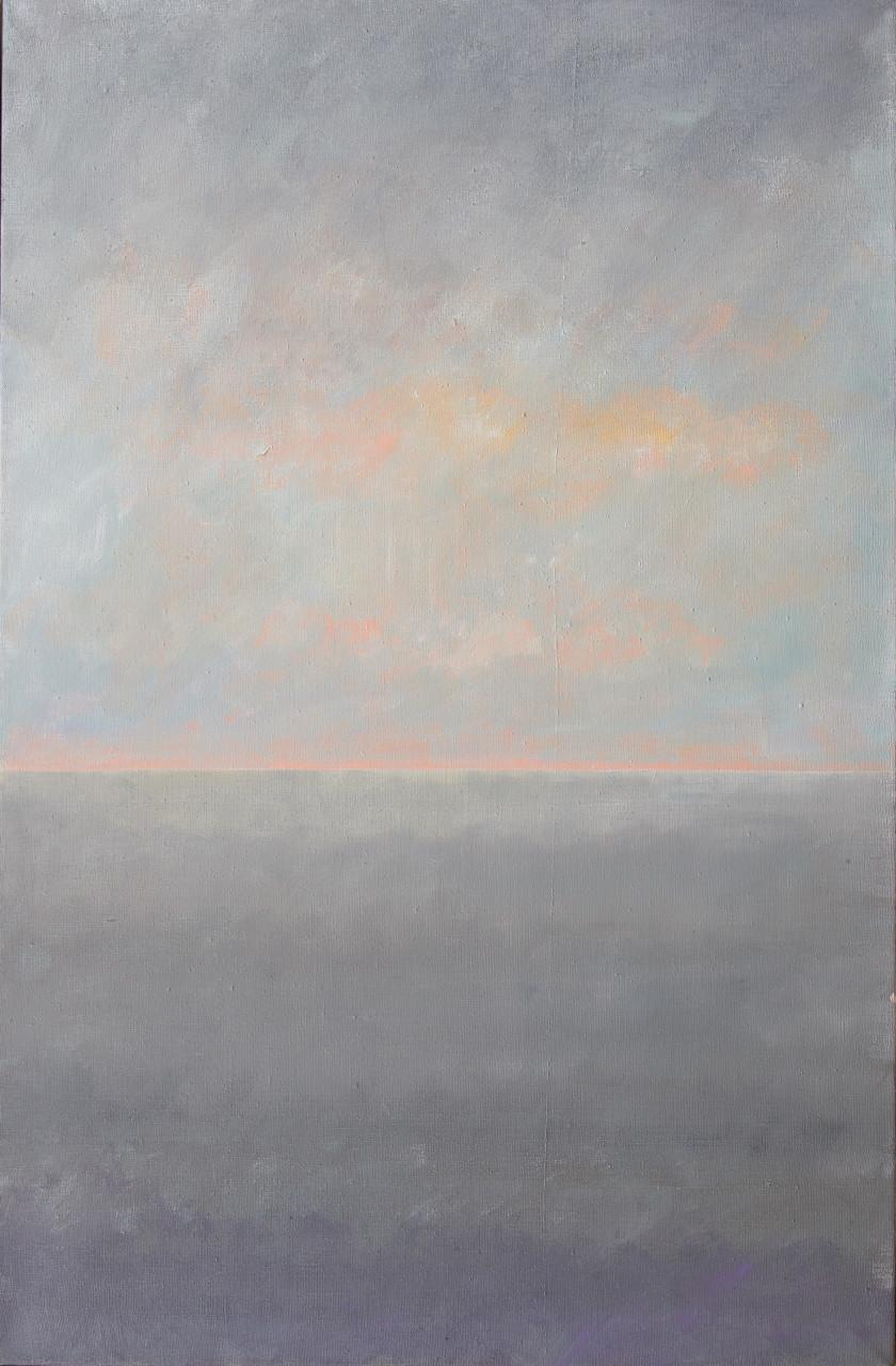 Horizont 2005 Acryl auf Leinwand 85x130cm