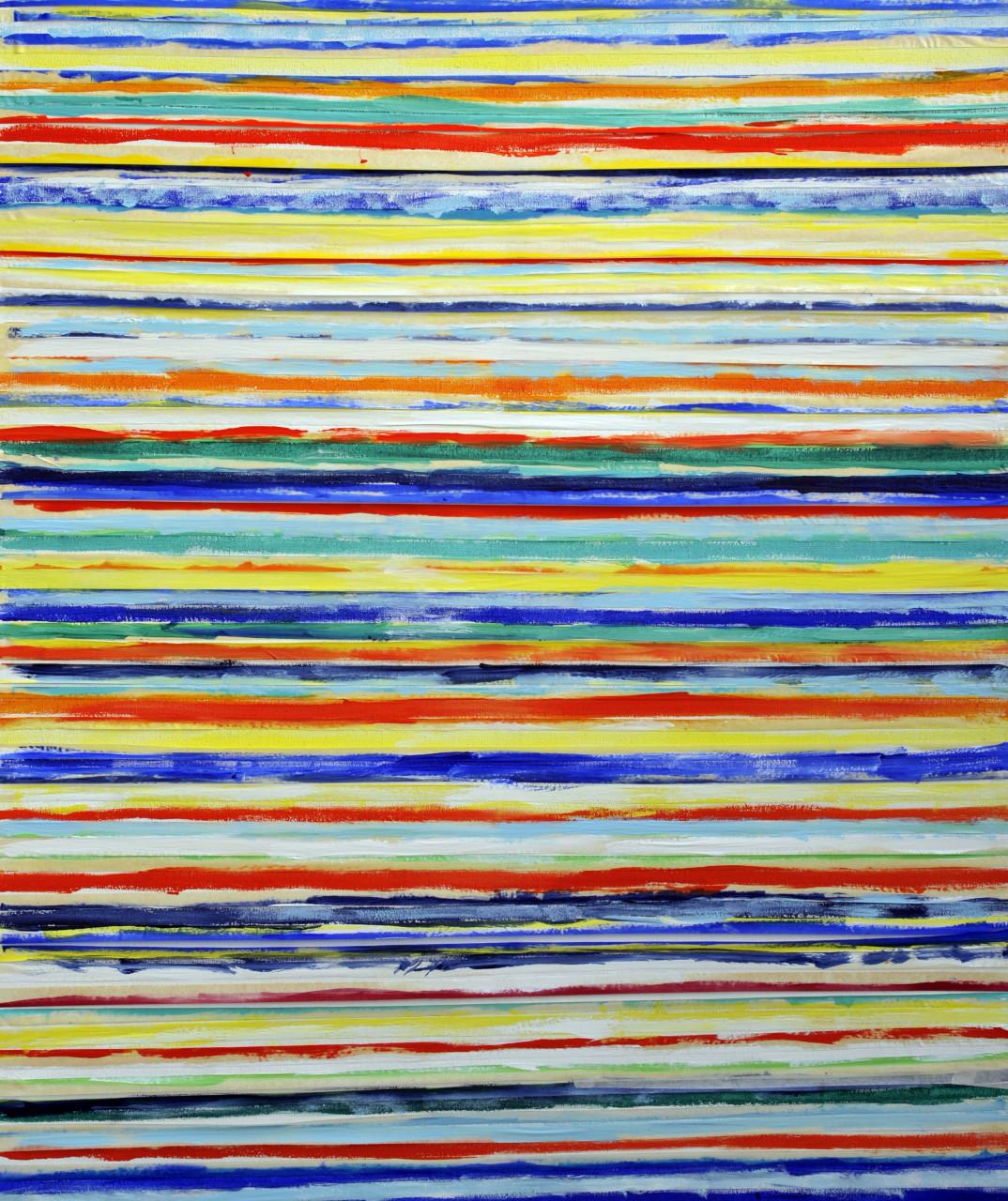 Komposition 2012 Acryl auf Leinwand 120x160cm