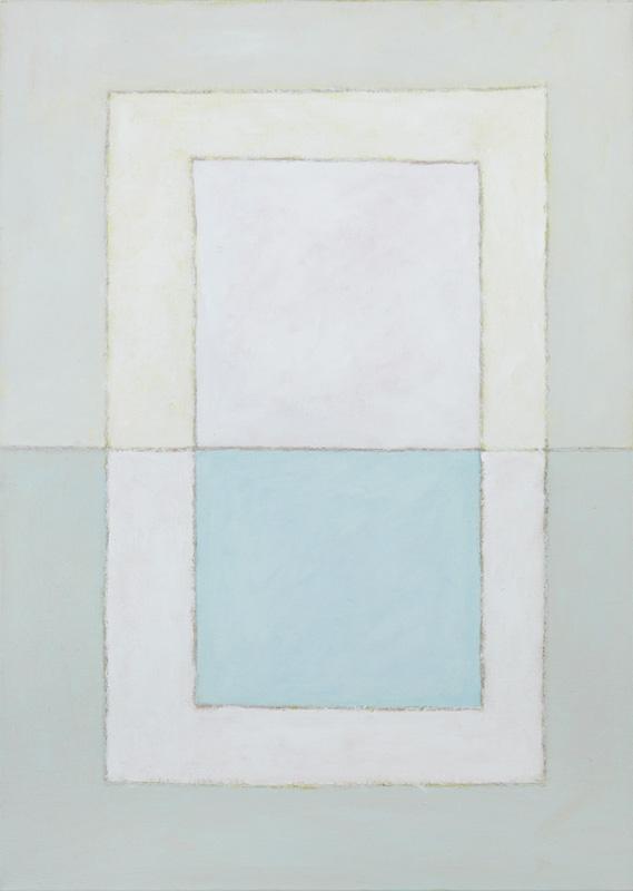 Komposition 2011 Acryl auf Leinwand 100x140cm