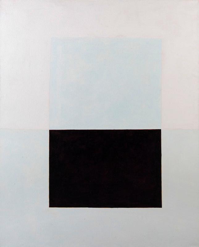 Komposition 2012 Acryl auf Leinwand 160x200cm